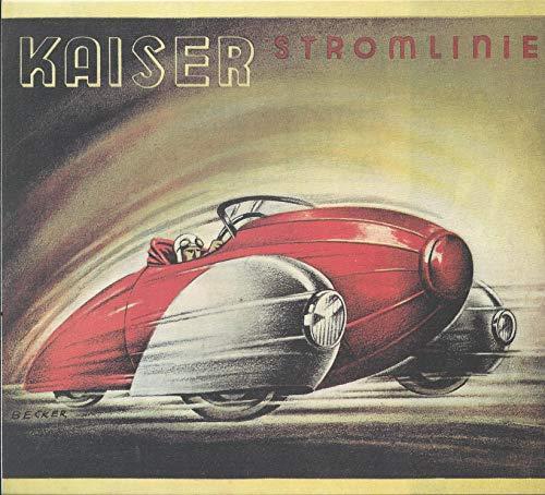 Kaiser Stromlinienwagen 1935 - Sportliches Dreirad - Automobil Edition Band 7 - Faksimile