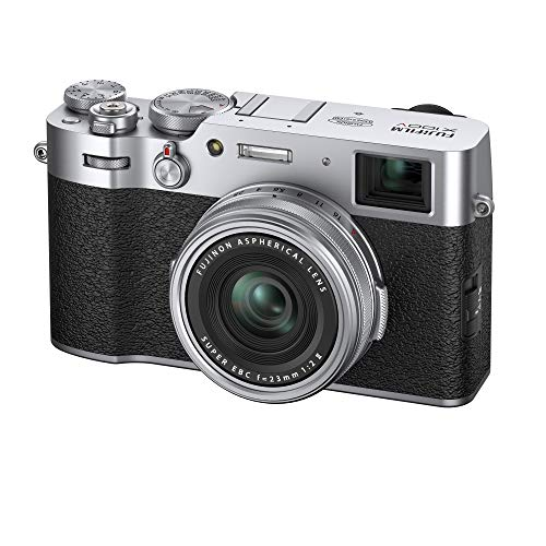 FUJIFILM デジタルカメラ X100V シルバー X100V-S