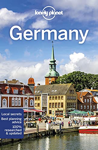 Lonely Planet Germany 10 (Travel Guide)
