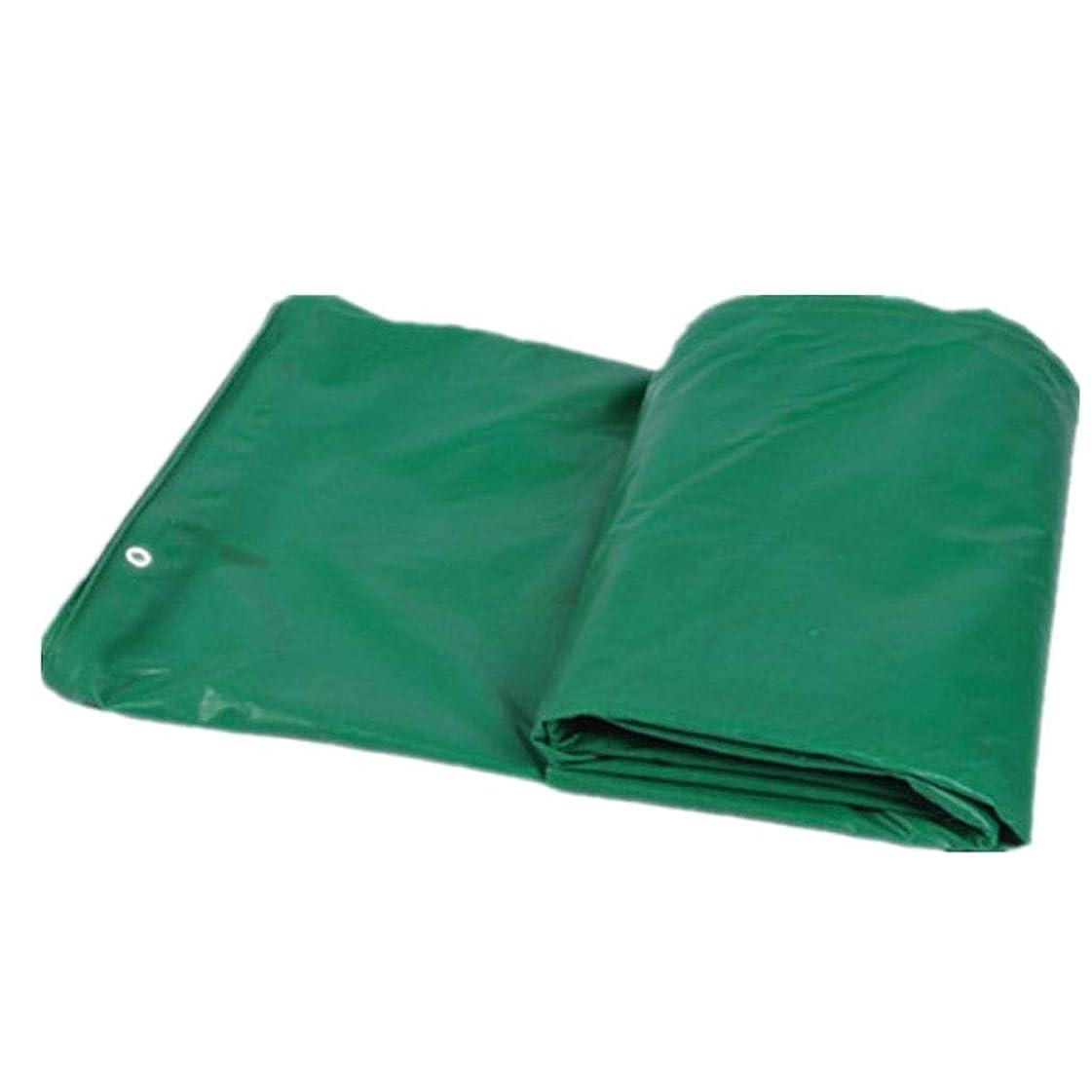 なす印象むちゃくちゃDS-ターポリン 防水布、防雨布、防水キャンバス、屋外トラックレインカバー、グリーンPVCカーターポリン && (Size : 5x6m)