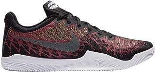 Men's Kobe Mamba Rage Basketball Shoes (14, Pink Blast/White)