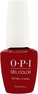 GELCOLOR SOAK OFF GEL NAIL POLISH 0.5 OZ THE THRILL OF BRAZIL GC A16