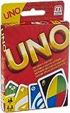 Mattel - UNO, juego de cartas (51967) - [versión alemana]