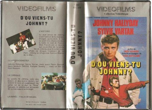 D'ou Viens-Tu Johnny ? [VHS]
