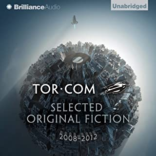 Tor.com: Selected Original Fiction, 2008-2012 cover art
