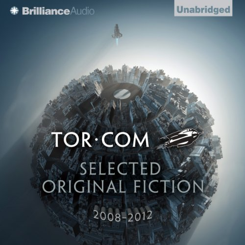 Tor.com: Selected Original Fiction, 2008-2012 audiobook cover art