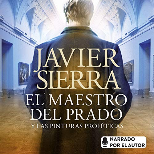 El maestro del Prado audiobook cover art