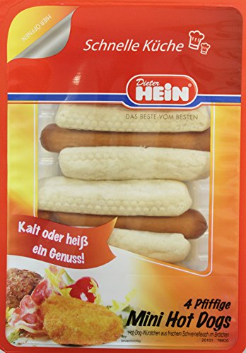 Hot Dog - tischfertig zubereitet - unsere