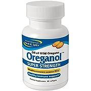 North American Herb&Spice - Super Strength Oreganol 60 gels