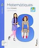 MATEMATIQUES 6 PRIMARIA SABER FER - 9788491306627