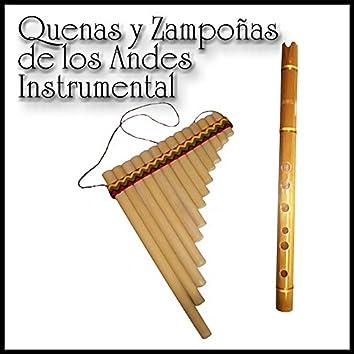 Quenas y Zampoñas de los Andes: Instrumental