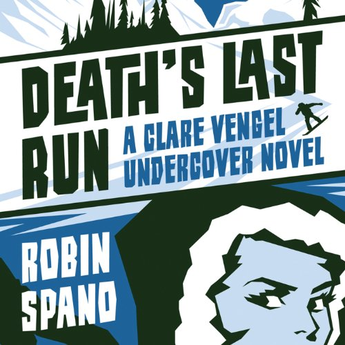 Death's Last Run audiobook cover art