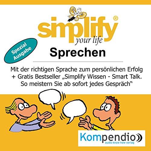 Simplify your life - Sprechen (Spezialausgabe) Titelbild