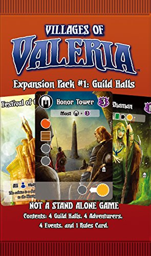 Villages of Valeria - Guild Halls - English