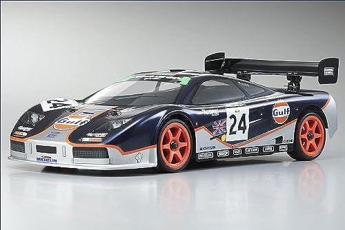 1 10 EP 4WD Fazer McLaren F-1 GTR