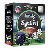 MasterPieces NFL Spot It! Seattle Seahawks Edition