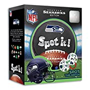 NFL edition comes with a variety of unique symbols for you to identify and match from card to card Symbols represent your favorite NFL teams and the game of football Includes 55 unique cards and five different mini-games NFL League edition brings a f...