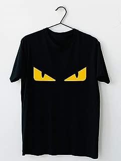 Fendi monster eye T shirt Hoodie for Men Women Unisex
