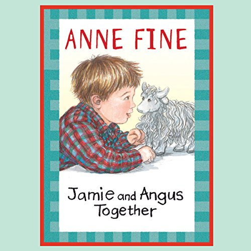 Jamie and Angus Together audiobook cover art