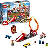 LEGO | Disney Pixar's Toy Story Duke Caboom's Stunt Show 10767 Building Kit (120 Pieces)