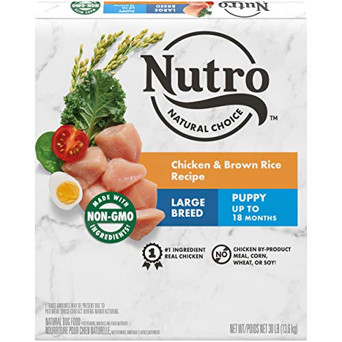 NUTRO NATURAL CHOICE Large Breed Puppy Dry...