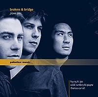 ブラームス&ブリッジ:ピアノ三重奏曲集