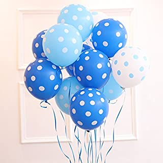 Best blue and white polka dot balloons Reviews