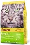 JOSERA SensiCat, Katzenfutter mit extra verträglicher Rezeptur, Super Premium Trockenfutter für ausgewachsene und empfindliche Katzen, 1er Pack (1 x 2 kg)