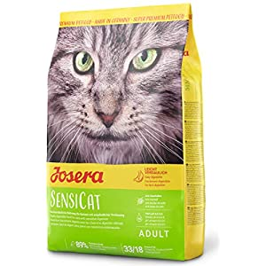 JOSERA SensiCat | Katzenfutter mit extra verträglicher Rezeptur | Super Premium Trockenfutter für ausgewachsene und… 2