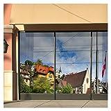 BDF S15 Window Film One Way Mirror Silver 15 (Dark) - 48in X 24ft