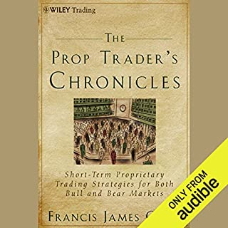 The Prop Trader's Chronicles Titelbild