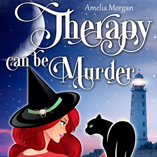 Therapy Can Be Murder audiobook cover art