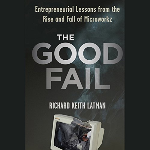 The Good Fail audiobook cover art