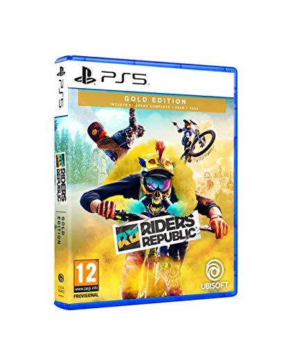 Riders Republic Gold PS5
