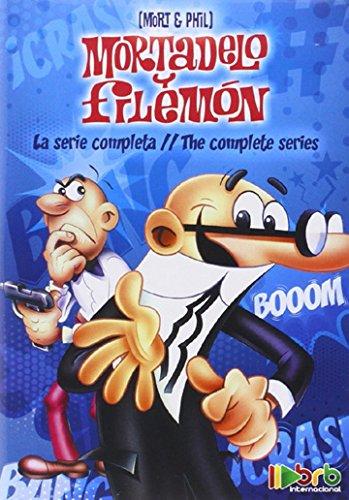 Mortadelo y Filemon - La Serie Completa (5 DVDs)