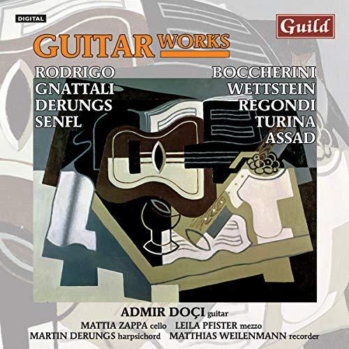 Guitar Works Rodrigo Turina