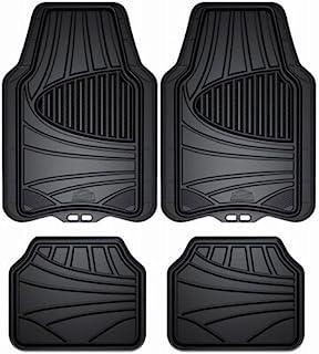 Custom Accessories Armor All, 4 Piece All Season, Negro