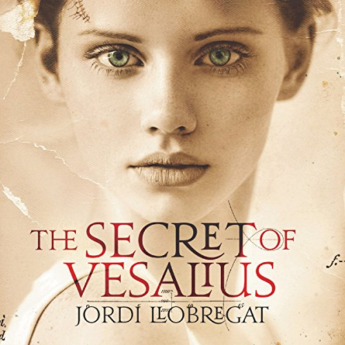 The Secret of Vesalius cover art