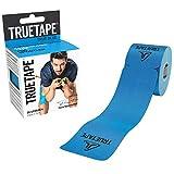 TRUETAPE® - Kinesiotape vorgeschnitten, Vergleichssieger, 20 Streifen Kinesiologie Tape, Wasserfest, inkl. +50 Anleitungen