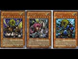Yu-Gi-Oh!! Theinen The Great Sphinx, Sphinx Telia, Andro Sphinx! 100 Card Lot with Rare Yugioh Cards! Featured in The Yu-Gi-Oh Movie