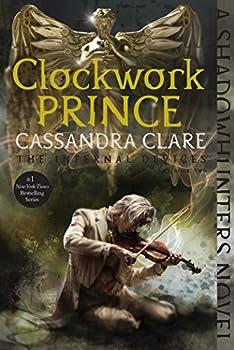 Paperback Clockwork Prince Book