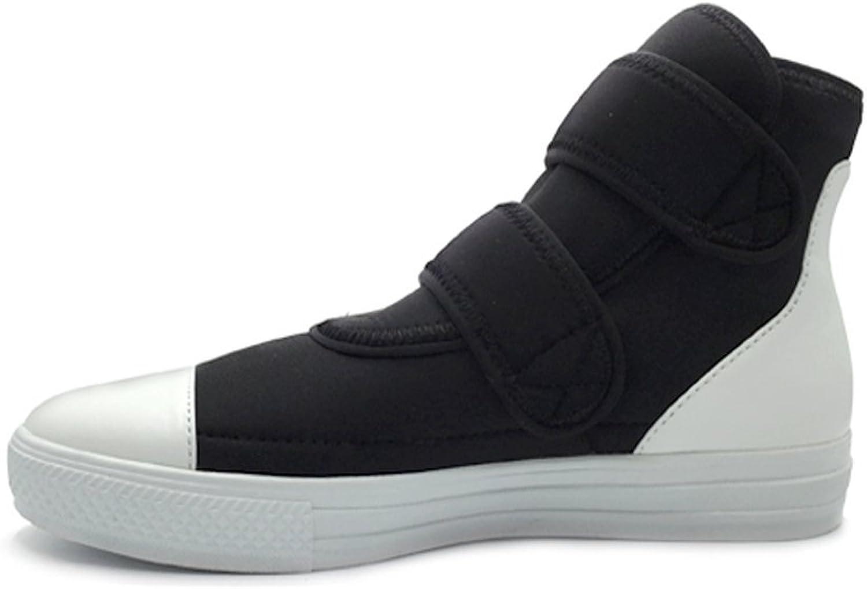 Fessura Womens Mummy shoes Sock Strap Black