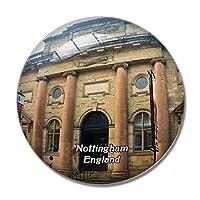 ノッティンガム国立正義博物館英国イングランド冷蔵庫マグネットホワイトボードマグネットオフィスキッチンデコレーション