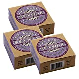 Sex Wax Quick Humps Coconut (Choose Temperature) (2x Cold to Cool, 3 Pack)