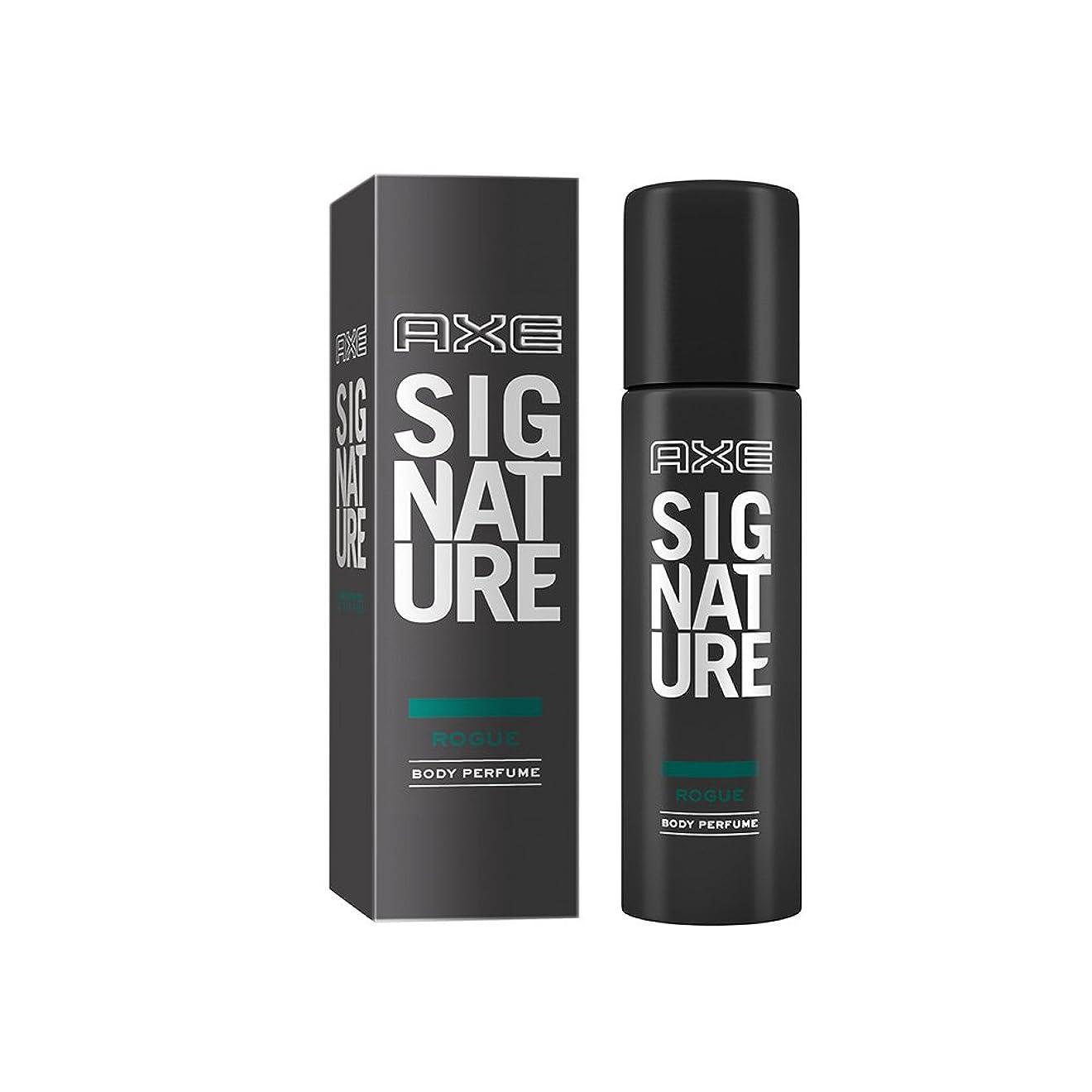 イデオロギー軽量レイAxe Signature Rogue Body Perfume, 122ml