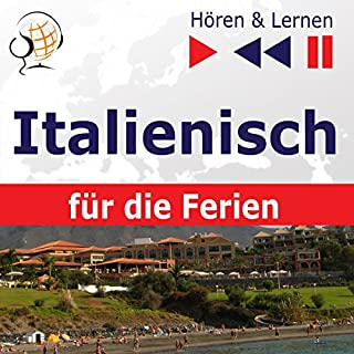 In vacanza - Italienisch für die Ferien (Hören & Lernen) Titelbild