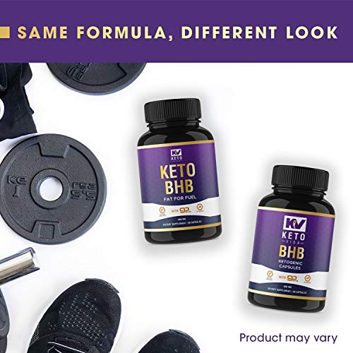 Extra Strength Keto Diet Pills for Men & Women; Ketosis Supported Fat Burn Formulated with Keto BHB; 30 Servings 2