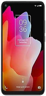 موبايل تي سي ال 10L بشريحتين اتصال واحدة، شاشة 6.53 بوصة، 6 جيجابايت رام، 64 جيجابايت، شبكة الجيل الرابع ال تي اي - ازرق داكن