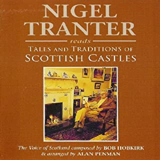 Tales and Traditions of Scottish Castles cover art