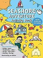 Seashore Adventure Activity Book